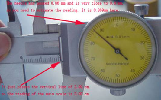 How to use and read a dial caliper correctly ibookread PDF