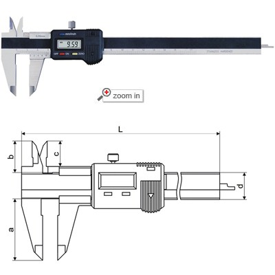 Vernier Digital Calipers