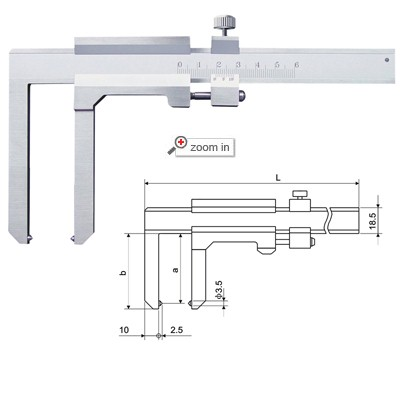 Disc Brake Vernier Calipers